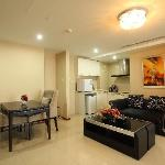 Photo of Lejiaxuan All Suites Service Apartment Qingdao Aofan Zhongxin