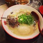 超好吃的日式拉麵