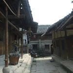 宜宾李庄古镇,抗战的纪念