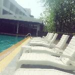 chiangmai hill 游泳池