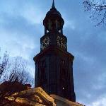 教堂钟楼塔