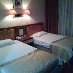 酒店的客房