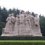 雨花台雕塑