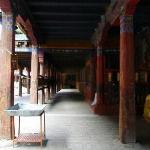 帕夏寺的回廊