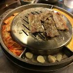 Korean Barbecue House Foto