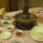 八先生涮肉坊(亚运村店)の写真