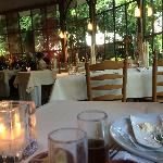 安静温馨的餐厅