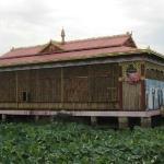 生态园里的餐厅