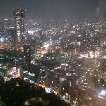 东京都厅夜景
