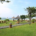 酒店私人海滩