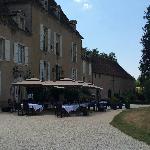 古堡花园餐厅远景
