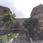 安卡拉城堡围墙