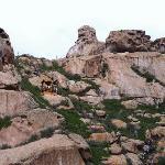 怪石峪佛谷