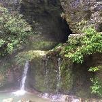 养马峡风景区的水很不错