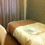 太阳道的小间大床房