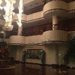 比较旧的酒店