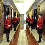 Foto de Jiuquan Longteng Hotel