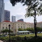亚洲文明博物馆外观
