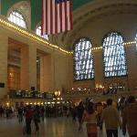 纽约中央车站大厅