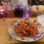 意大利晚餐