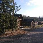Cabin区一角