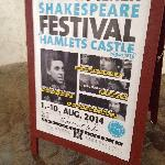 莎士比亚节纪念