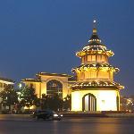 文昌阁夜景