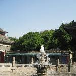 曲江新区的公园