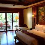 泰式风格的房间