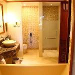 实景-客房浴室