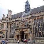牛津大学考试院