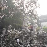 苏州古典园林以奇石为主