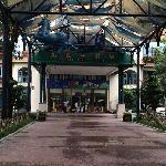 深圳东部华侨城的黑森林酒店