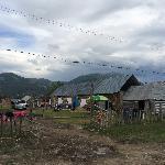 图瓦人的村落