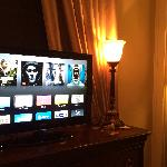 TV Program with APPLE BOX
