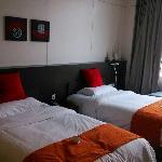 Foto de Mercure Suzhou Park Hotel and Suites