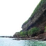 涠周岛悬崖