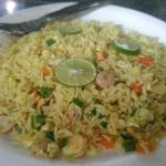 Lemon Fire Rice