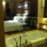 很好的酒店,装修很豪华