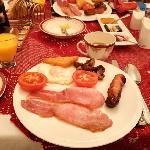 Lovely British Breakfast