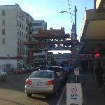 唐人街街景