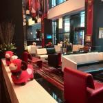 Foto de Radisson Blu Hotel Pudong Century Park