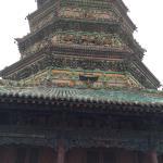 琉璃塔非常精美