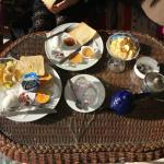 精美的早餐