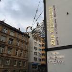 Foto de Hotel zur Weinsteige