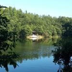 Chongqing Shizhu County Huangshui Town Yueliang Lake