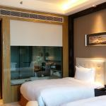 客房与卫生间空间通透