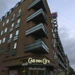 Cabinn City Hotel Foto