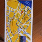 Map of Mystic Hotel