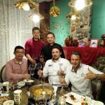 酒店内的Papolle帕博法餐环境,美食,大厨Mario 都很棒,值得分享